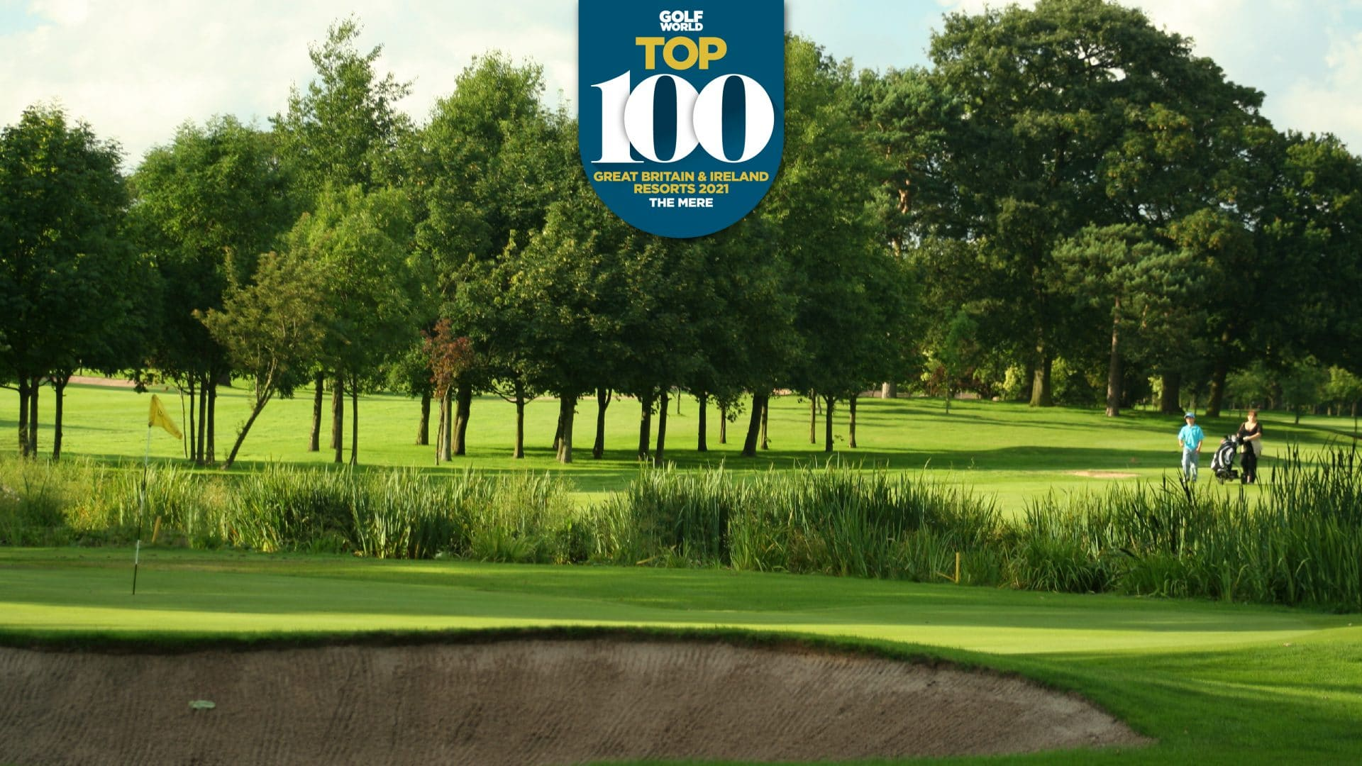 The Mere Golf & Spa Resort Top 100
