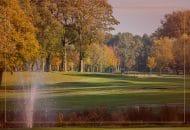 Autumn Golf Day